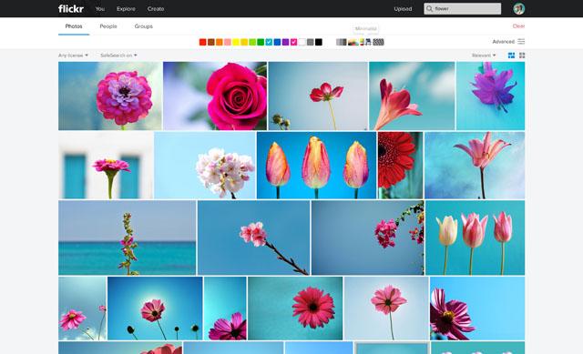 Flickr_Web_Color-Search_Minimal