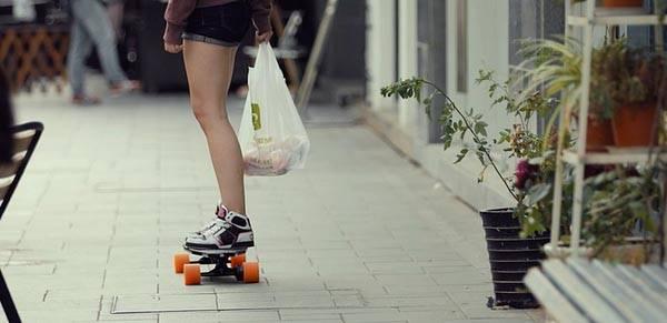 睇落似係普通滑板!史上最輕巧電動滑板 STARY 正式誕生 - 香港 unwire.hk