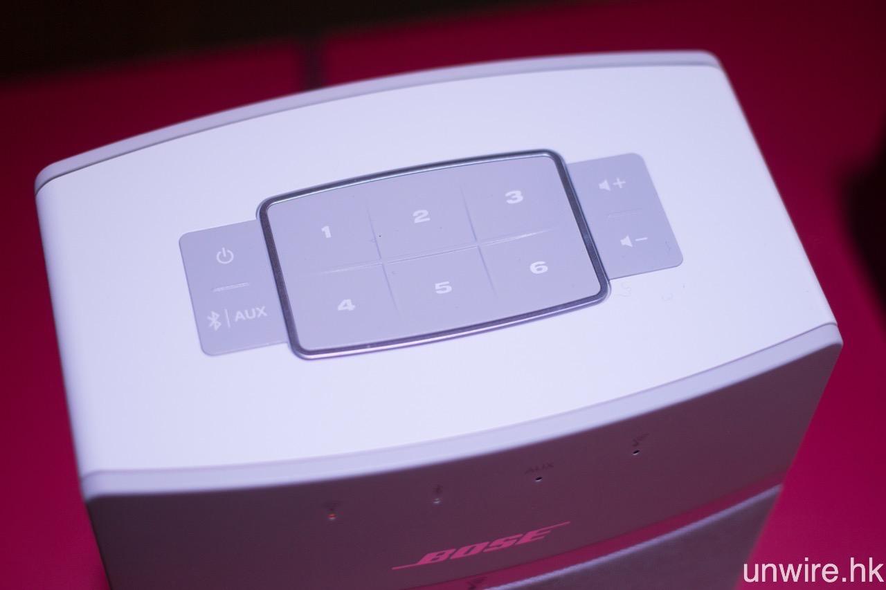 艾域:「聲音開揚。低頻不夠紮實!」Bose SoundTouch 10 速試 - 香港 unwire.hk