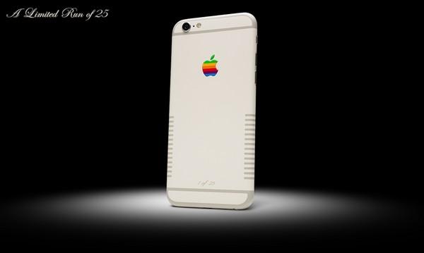 限量 50 部!Apple IIe 特別版 iPhone 6s 及 6s Plus 懷舊風上身 - 香港 unwire.hk