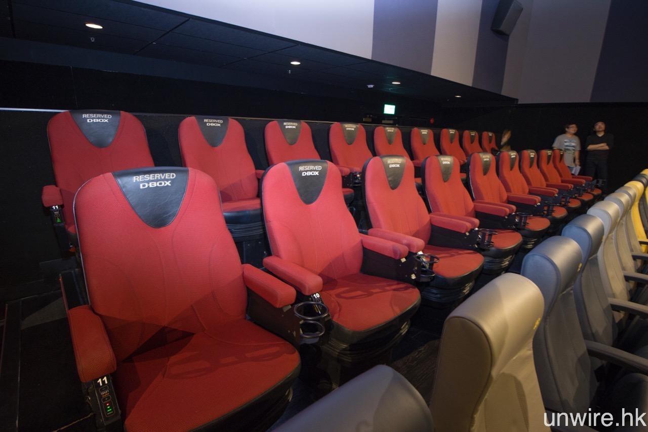 嘉禾黃埔「升級重生」! 新技術 「DTS:X 影院」聲畫效果評測 - 香港 unwire.hk