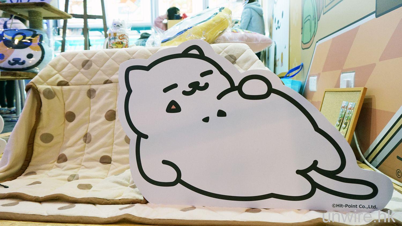 登陸朗豪坊!依莉詩帶你遊 Namco「Nekoatsume」POP-UP STORE - 香港 unwire.hk