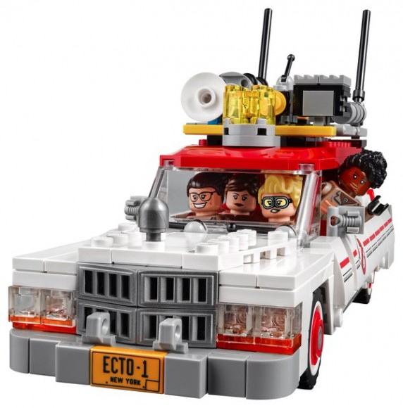 捉鬼敢死隊新電影夥拍 LEGO 推出新套裝 - 香港 unwire.hk