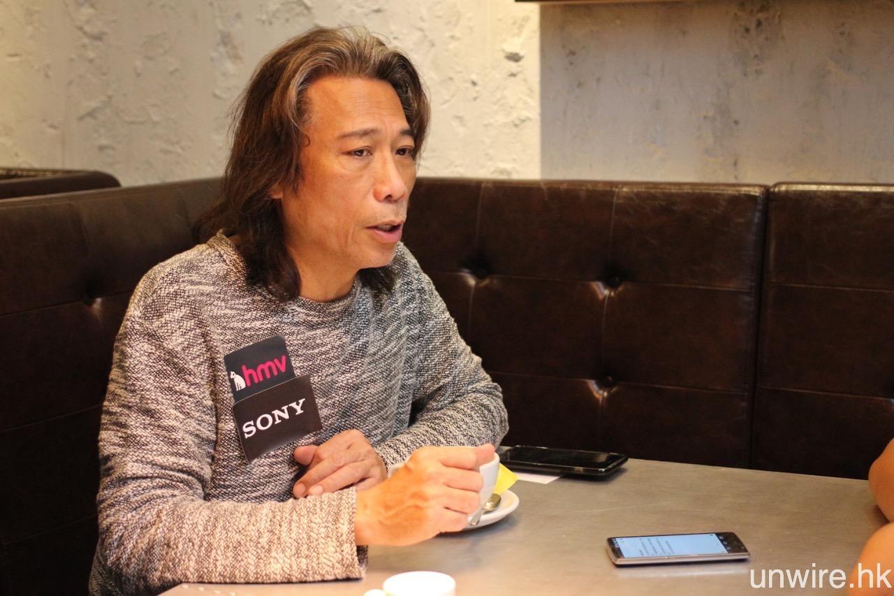 夏韶聲專訪 : 在數碼 Hi-Res 音樂檔案世代中,「黑膠」價值何在 ? - 香港 unwire.hk