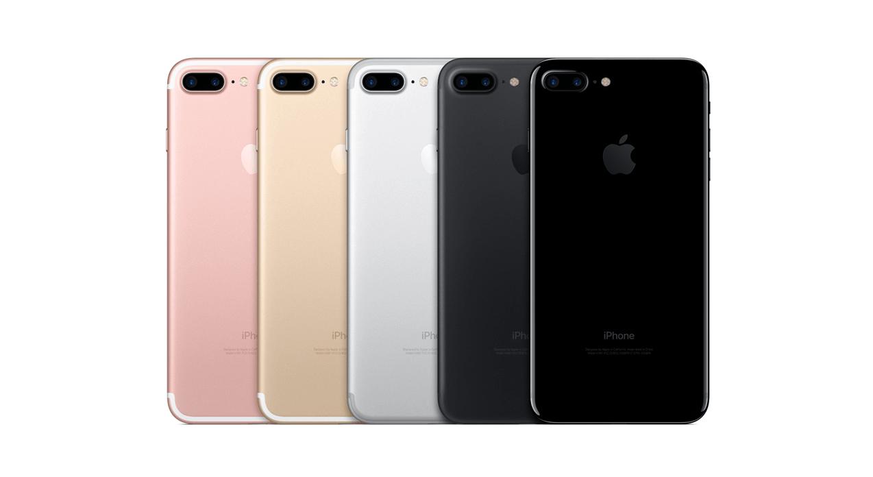 iPhone 7 到底哪種顏色最受歡迎? - 香港 unwire.hk
