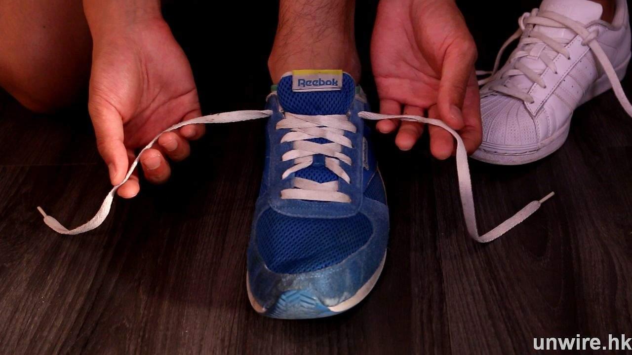 如何綁鞋帶又快又實?水哥教你 1 秒鐘超快速綁帶技巧 - 香港 unwire.hk