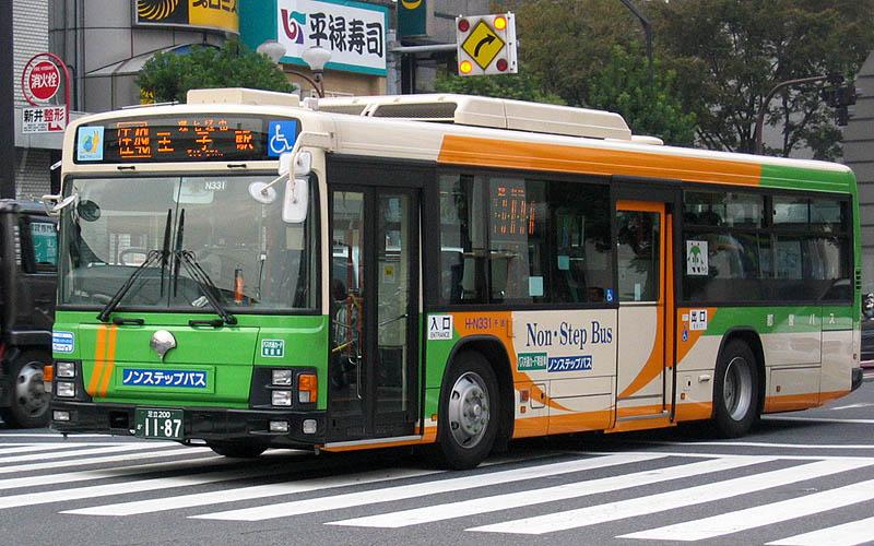 遊車河同時餵飽手機 東京巴士將提供 USB 充電器 - 香港 unwire.hk