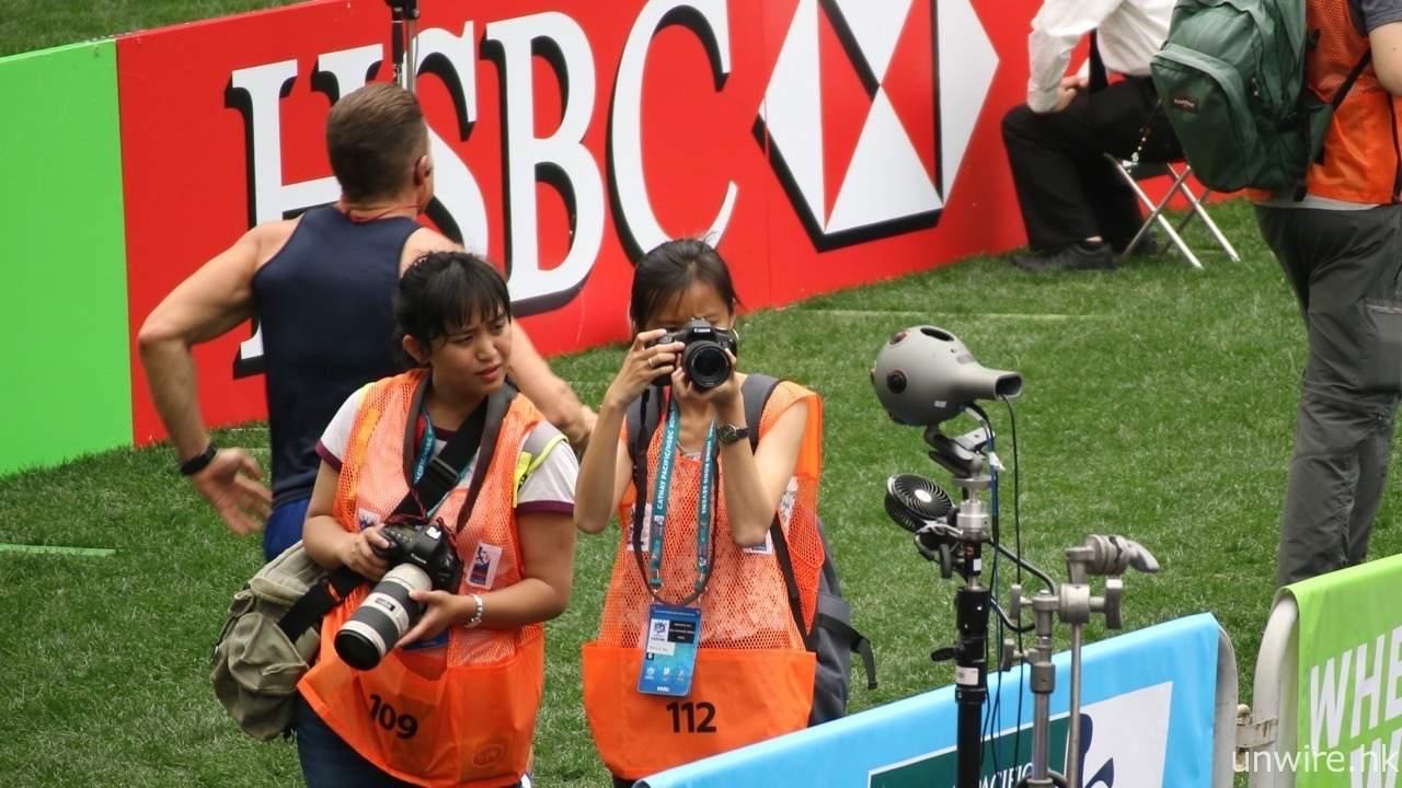 艾域現場評測:NowTV 直播 VR 看 7 人欖球賽 - 香港 unwire.hk