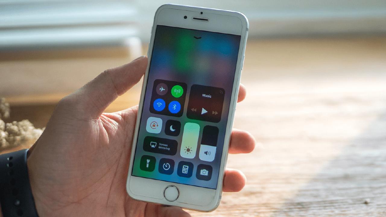 iPhone 更新 iOS 11 後 控制中心不能完全關閉 Wi-Fi 及 藍牙 - 香港 unwire.hk
