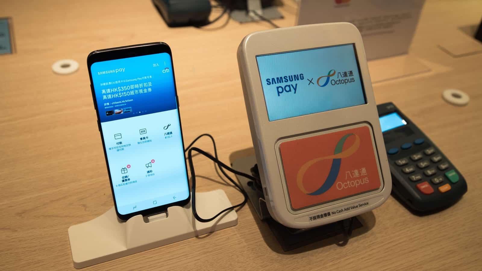 Samsung Pay 八達通香港 推 Smart Octopus 流動支付錢包 - 香港 unwire.hk