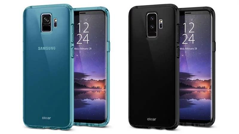 疑似 Galaxy S9 包裝盒意外曝光 - 香港 unwire.hk