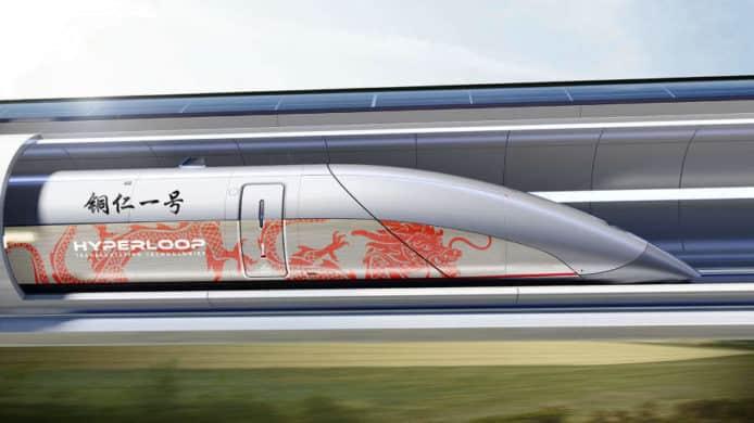 Hyperloop 在中國貴州建 10 公里超級高鐵試驗管道 列車冠名「銅仁一號」 - 香港 unwire.hk