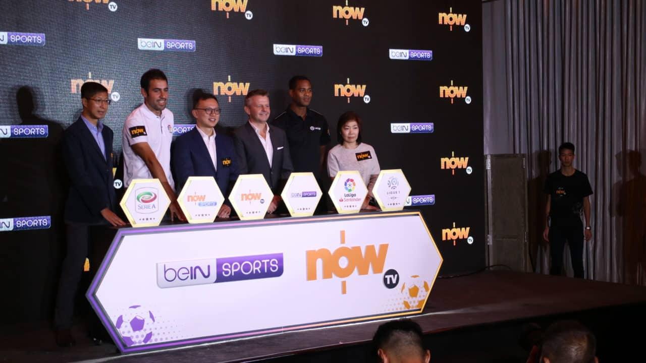 NowTV 原價睇盡歐洲 5 大足球聯賽 NowE OTT $68 一日睇曬英超西甲 - 香港 unwire.hk