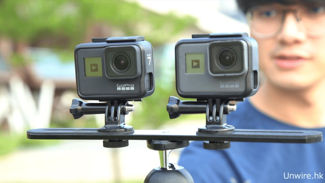 【評測】GoPro HERO 7 Black HyperSmooth 完勝上代 + TimeWarp 方便易用 - 香港 unwire.hk