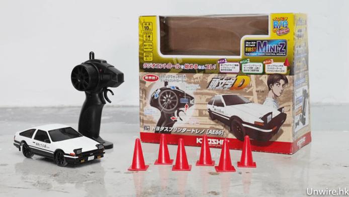 【評測】 First Mini - Z 頭文字 D 遙控車 價格親民+易上手 - 香港 unwire.hk