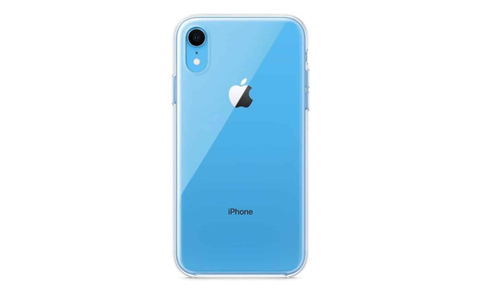 iPhone XR 竟然完全沒有官方保護殼產品 - 香港 unwire.hk