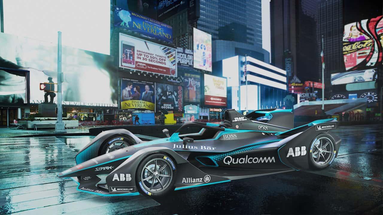 【Formula E 2019】電動方程式大賽香港站 二代戰車+E-Village更大 - 香港 unwire.hk