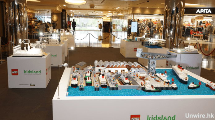 LEGO 展現太古城百年歷史 太古城中心 LEGO Store 開幕+優惠 - 香港 ...