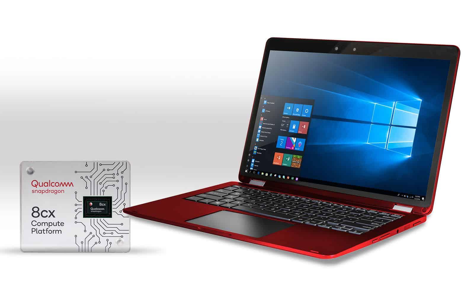 專為連線筆電而設 Qualcomm 發表 Snapdragon 8cx 處理器 | 香港 unwire.hk 玩生活.樂科技