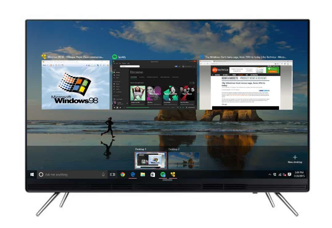 Samsung 新款電視能接駁滑鼠鍵盤 玩電腦遊戲毋須駁HDMI線 - 香港 unwire.hk