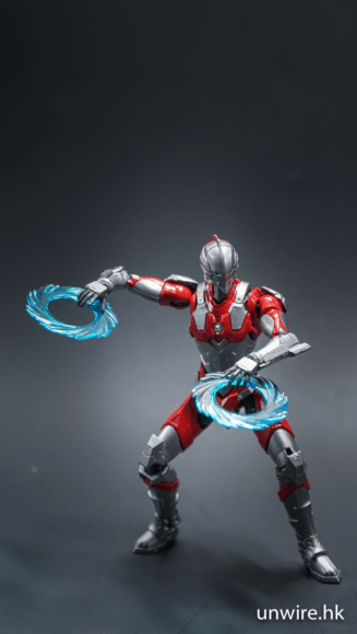 【評測】Figure Rise《Ultraman》系列 金屬感色+LED發光 - 香港 unwire.hk
