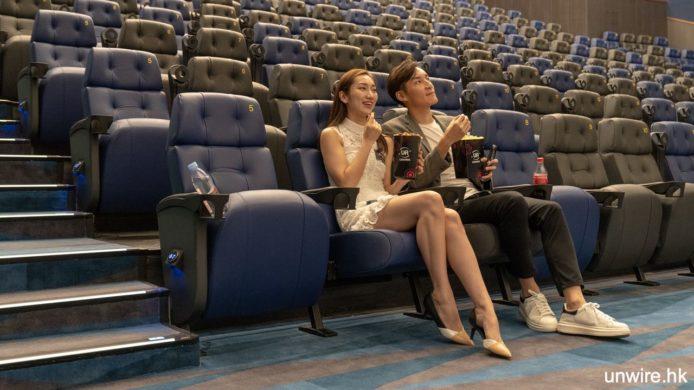 【搶先看】UA 旗艦影院 K11 Art House 先進科技 全港首間 IMAX Laser 影院 - 香港 unwire.hk