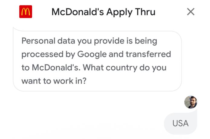 麥當勞新招聘方式 透過 Alexa 及 Google Assistant 應徵 - 香港 unwire.hk
