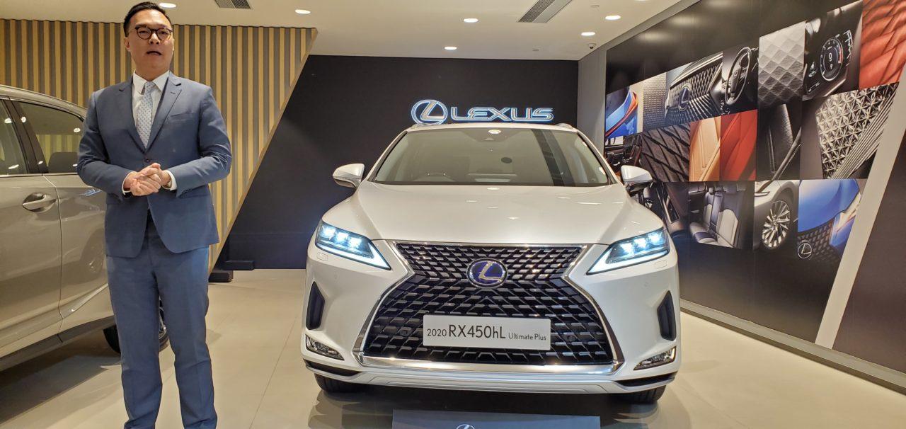 全新2020 Lexus RX全混能SUV登場 集節能及寬敞空間於一身 - 香港 unwire.hk