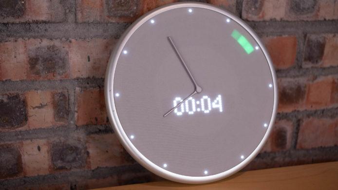 【實試】Glance Clock 智能時鐘 發光發聲 + 多種智能功能 - 香港 unwire.hk