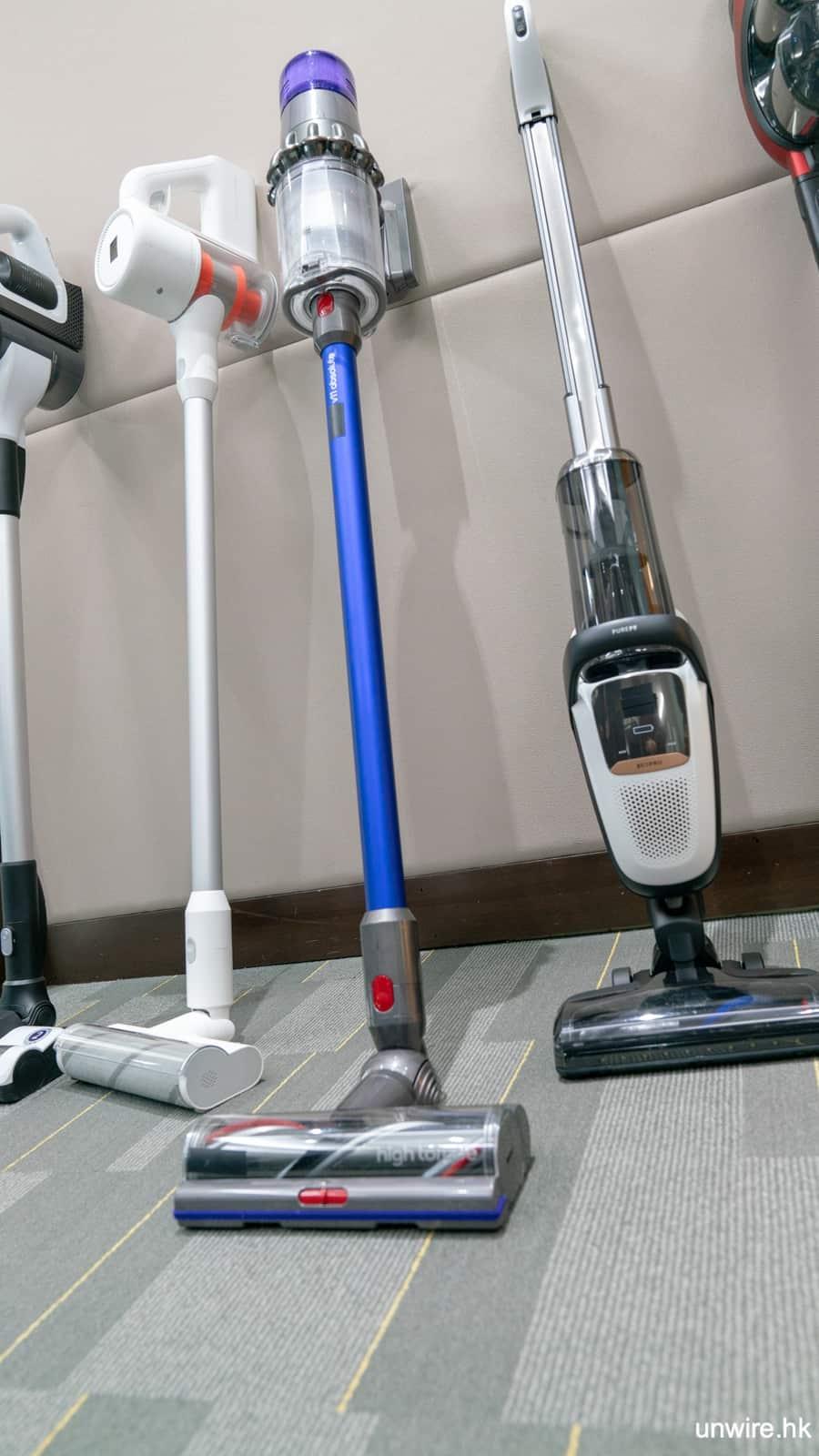 消委會評測無線直立式吸塵機 Dyson V11 表現最好 + 小米性價比高 ...