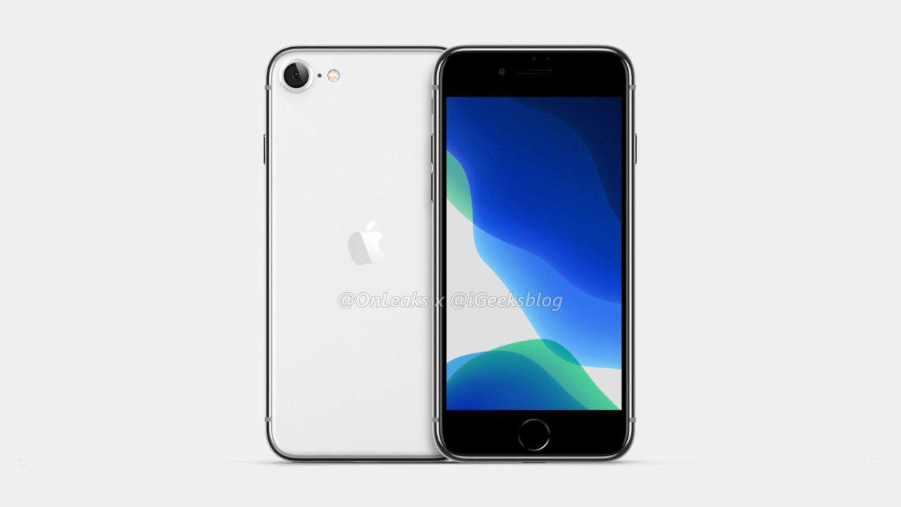 大量採用現成零件 iPhone SE2 上市料不受疫情影響 - 香港 unwire.hk