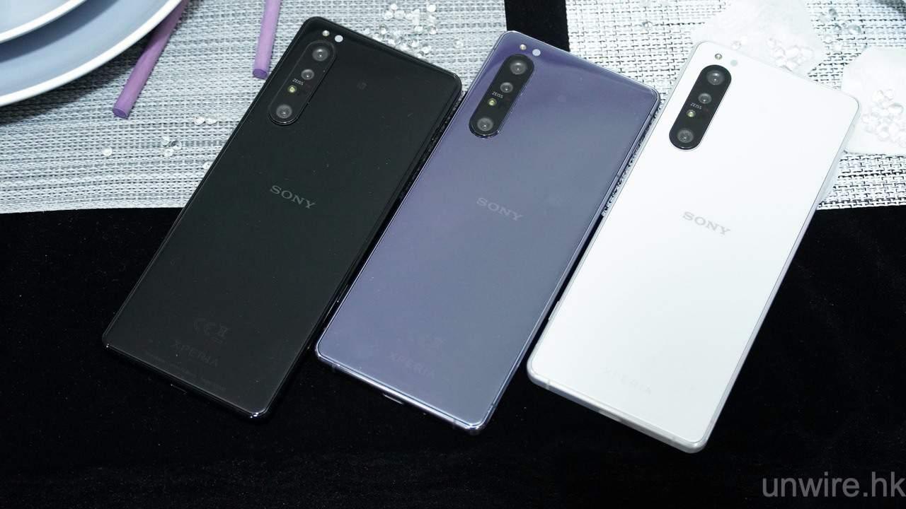 Sony Xperia 1 II 5G 旗艦手機 【報價】 香港售價 發售日期 規格 - 香港 unwire.hk