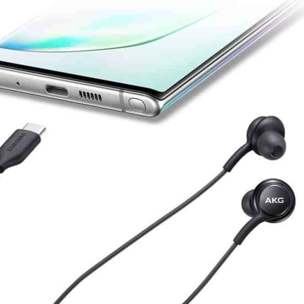 Smasung has stopped bundling Galaxy Note 20 with free usb-c earbuds