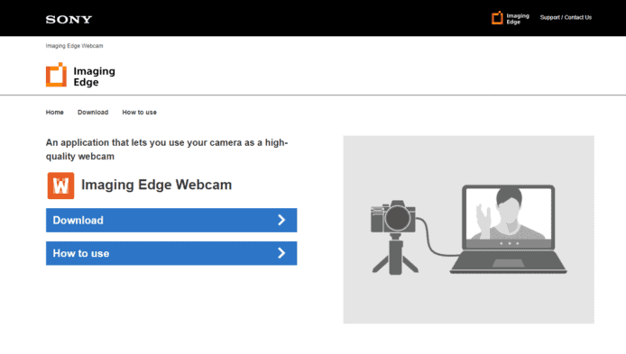 Sony 相機變 Webcam 支援35款型號 + 兼容視像 App - 香港 unwire.hk