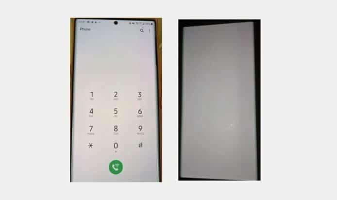 原廠配件懷疑有 Bug Galaxy Note20 Ultra 屏幕出現烙印問題 - 香港 unwire.hk