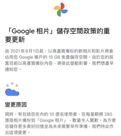 Google相片