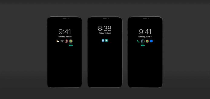 傳iPhone 13 新增 Always-On 鎖定螢幕時顯示時間及電池量 - 香港 unwire.hk