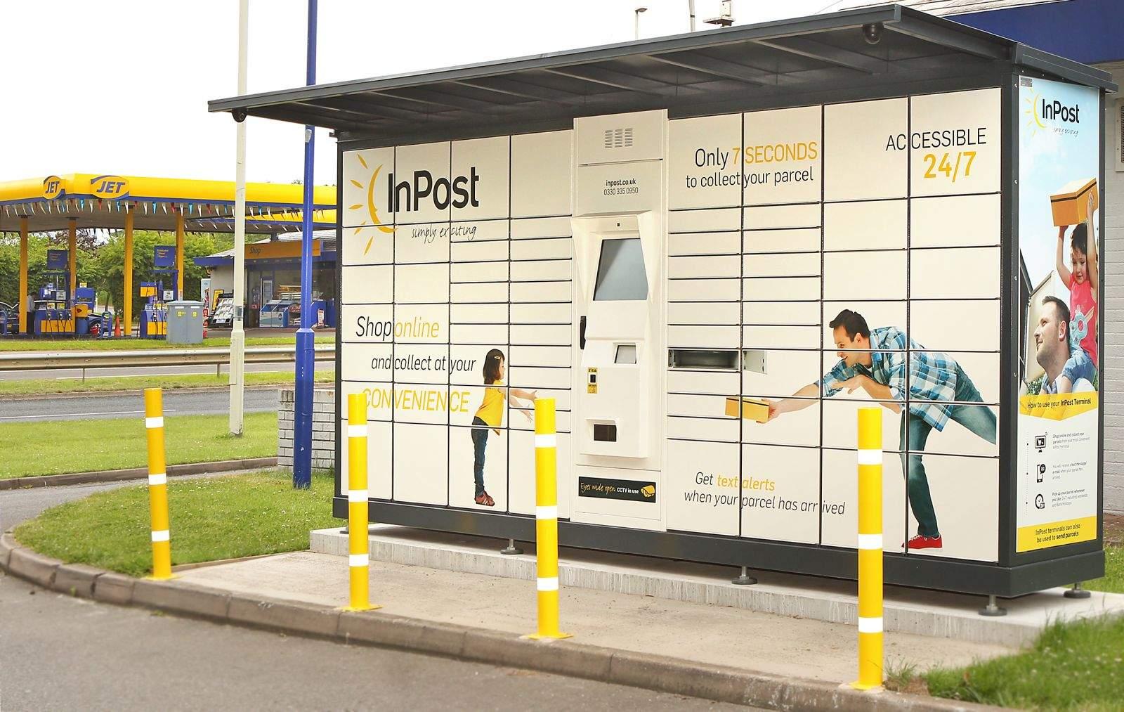 24 × 7 全天候貨品交收 智能儲物櫃勢將改寫速遞網購行業 - UNWIRE.PRO