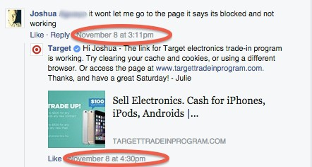 dh-target-facebook-response