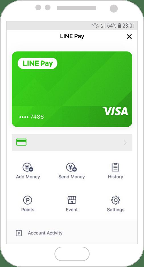 LINE PAY 與 Visa 合推電子支付卡方案 - UNWIRE.PRO