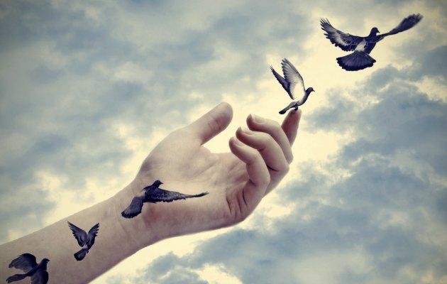 Ruhsal ve zihinsel olarak güçlü insanların davranışları