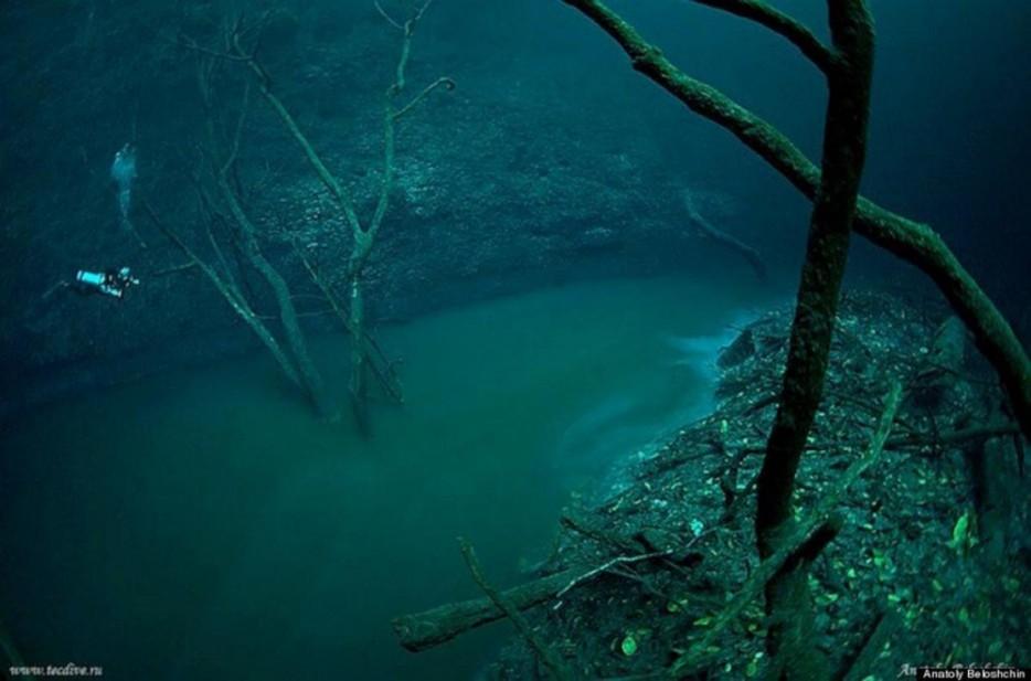 41 - Underwater rivers