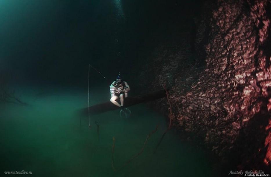 42 - Underwater rivers
