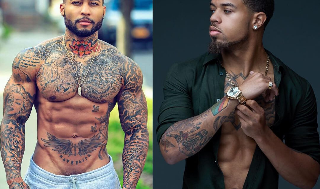 10 hottest black men