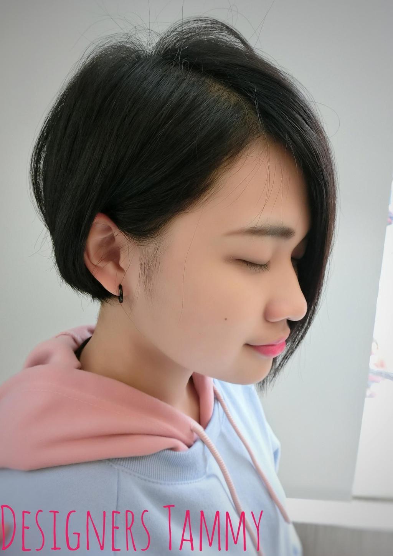 夏天想耍涼「齊耳短髮」來襲! 13種清爽髮型把臉修小小 | StyleMap | 鍵盤大檸檬 | ETtoday新聞雲