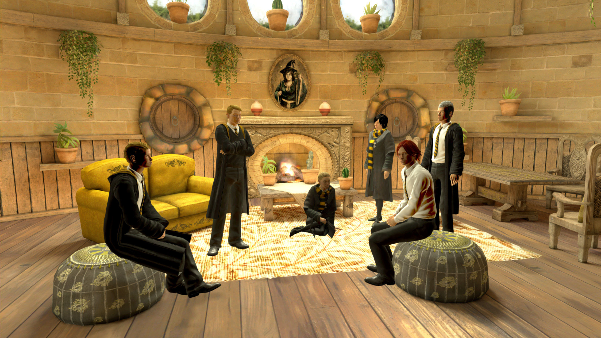 1000 images about Hufflepuff Common Room on Pinterest