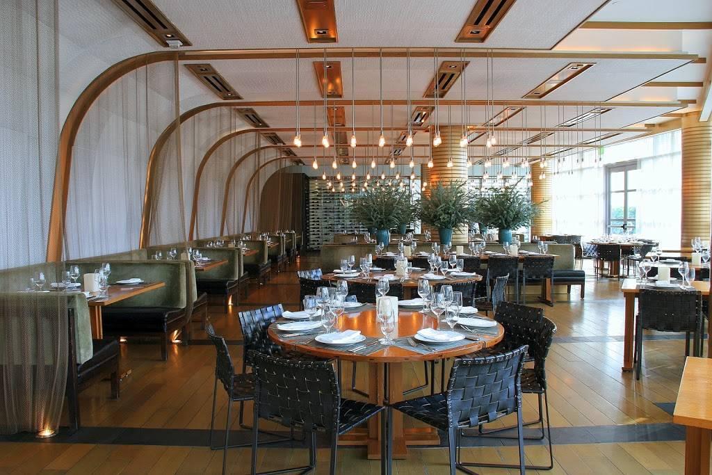 Craft La Restaurant 10100 Constellation Blvd Los Angeles Ca 90067 Usa