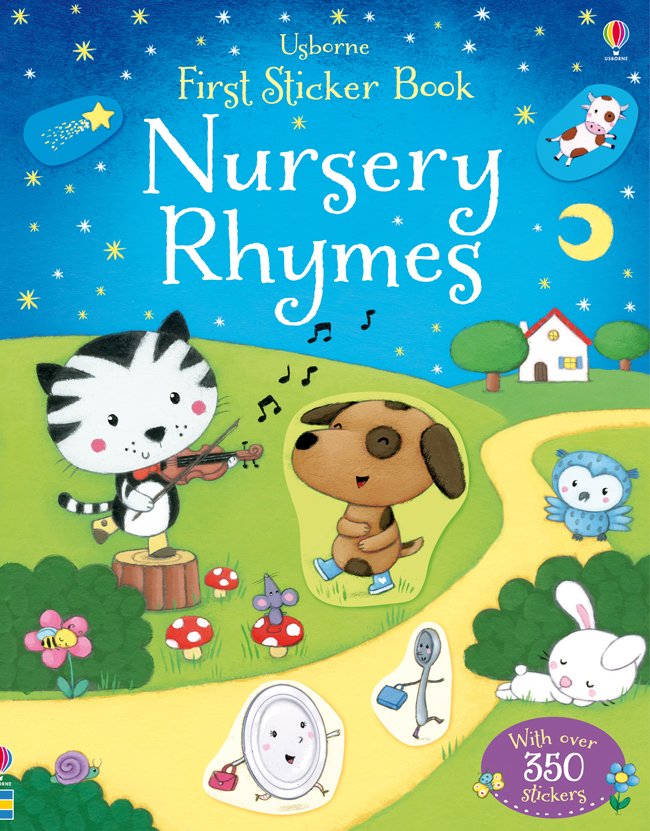 Nursery rhymes at Usborne Books at Home