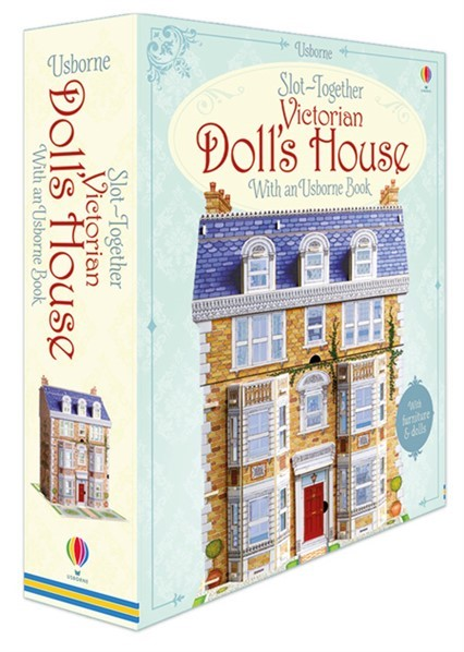 """children table and chairs cracker barrell rocking chair """"slot-together victorian doll's house"""" at usborne children's books"""
