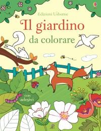 Il giardino da colorare at Edizioni Usborne